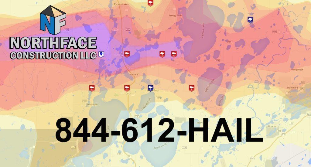 litchfield storm damage map